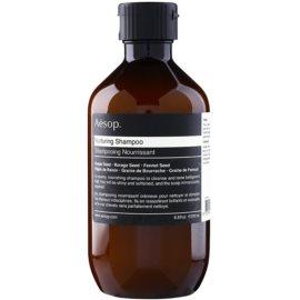 Aésop Hair Nurturing výživný šampon pro nepoddajné vlasy  200 ml