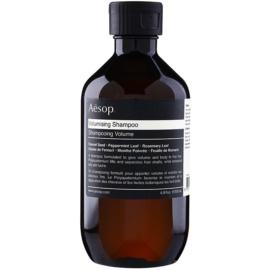 Aésop Hair Volumising shampoing volumisant pour cheveux fins  200 ml