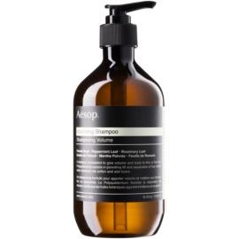 Aēsop Hair Volumising objemový šampon pro jemné vlasy  500 ml