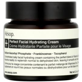 Aésop Skin Perfect hidratáló krém normál és dehidratált bőrre  60 ml
