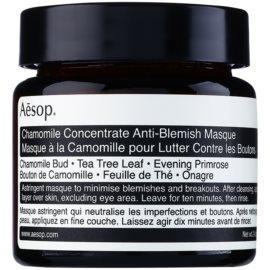 Aésop Skin Chamomile mascarilla purificante para pieles problemáticas  60 ml