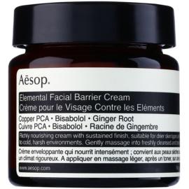 Aésop Skin Elemental intenzív hidratáló krém a bőrréteg megújítására  60 ml