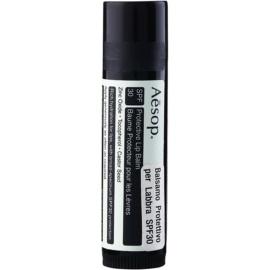 Aésop Skin ochranný balzám na rty SPF 30  5,5 g