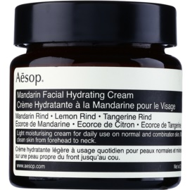 Aésop Skin Mandarin könnyű hidratáló nappali krém normál és kombinált bőrre  60 ml