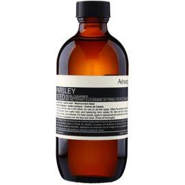 Aésop Skin Parsley Seed Zachte Reinigingsgel voor Alle Huidtypen   200 ml
