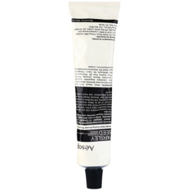 Aésop Skin Parsley Seed masque visage purifiant en profondeur  60 ml