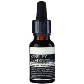 Aésop Skin Parsley Seed sérum antioxydant pour tous types de peau  15 ml