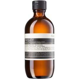 Aésop Skin Parsley Seed Antioxidant-Tonikum für alle Hauttypen  200 ml