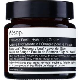 Aésop Skin Primrose krem nawilżający do skóry normalnej i suchej  60 ml