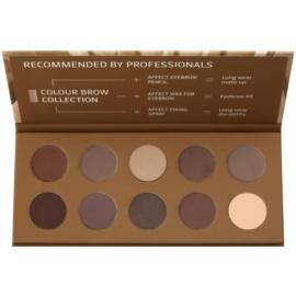 Affect Color Brow Colection paleta pro líčení obočí