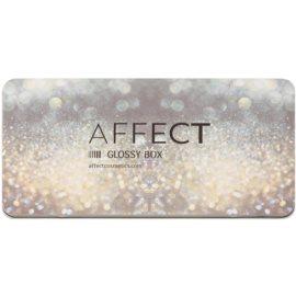 Affect Glossy Box prázdná magnetická paletka pro dekorativní kosmetiku