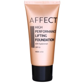 Affect High Performance Make up mit Liftingeffekt SPF 10 Farbton 4  30 ml