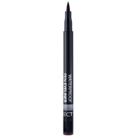 Affect Intense Colour wasserfester Eyeliner Farbton Brown
