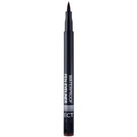 Affect Intense Colour wasserfester Eyeliner Farbton Brown