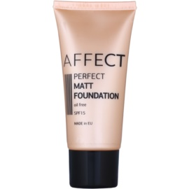 Affect Perfect Matt fond de teint longue tenue SPF 15 teinte 4  30 ml