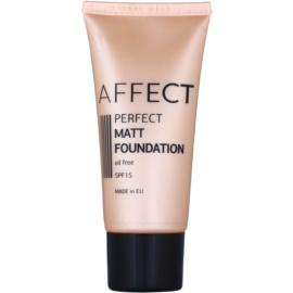 Affect Perfect Matt hosszan tartó make-up SPF 15 árnyalat 4  30 ml