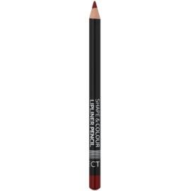 Affect Shape & Colour Konturstift für die Lippen Farbton Bordo
