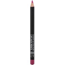 Affect Shape & Colour konturovací tužka na rty odstín Magenta