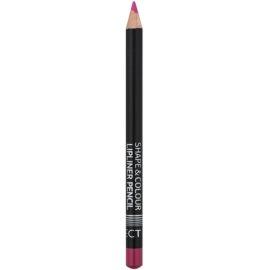 Affect Shape & Colour crayon contour lèvres teinte Magenta