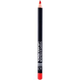 Affect Shape & Colour crayon contour lèvres teinte Wild Poppies
