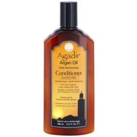 Agadir Daily Moisturzing feuchtigkeitsspendender Conditioner für trockenes und gefärbtes Haar  366 ml