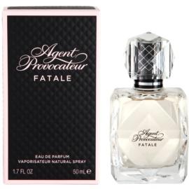 Agent Provocateur Fatale eau de parfum nőknek 50 ml