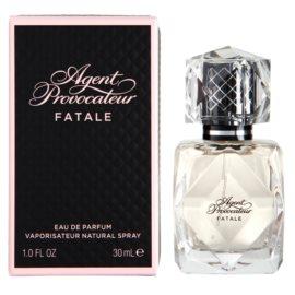 Agent Provocateur Fatale Eau de Parfum für Damen 30 ml