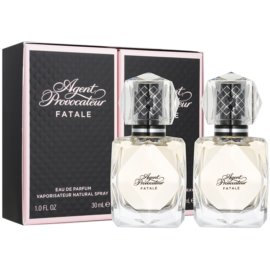 Agent Provocateur Fatale Geschenkset I. Eau de Parfum 30 ml + Eau de Parfum 30 ml