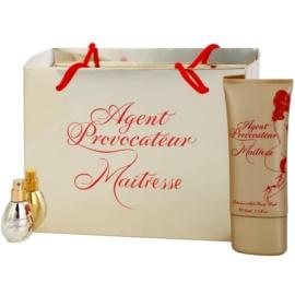 Agent Provocateur Maitresse lote de regalo II.  crema de ducha 50 ml + eau de parfum 5 ml