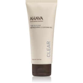 Ahava Time To Clear osvežilni čistilni gel  100 ml