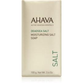 Ahava Dead Sea Salt hydratačné mydlo so soľou z Mŕtveho mora  100 g