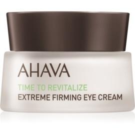 Ahava Time To Revitalize krema za učvrstitev kože okoli oči proti gubam  15 ml