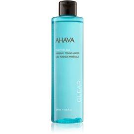 Ahava Time To Clear mineralna voda za toniranje obraza  250 ml