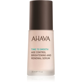 Ahava Time To Smooth posvetlitveni in obnovitveni serum  30 ml