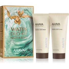 Ahava Dead Sea Water kozmetični set I.