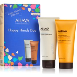 Ahava Deadsea Water Happy Hands DUO kozmetični set I.