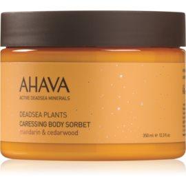 Ahava Dead Sea Plants nežni sorbet za telo  350 ml