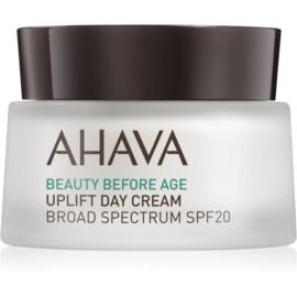 Ahava Beauty Before Age lifting krema za posvetlitev in zgladitev kože SPF 20  50 ml