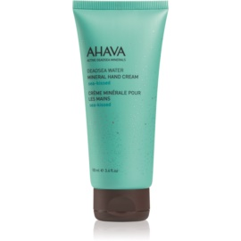 Ahava Dead Sea Water Sea Kissed mineralna krema za roke  100 ml