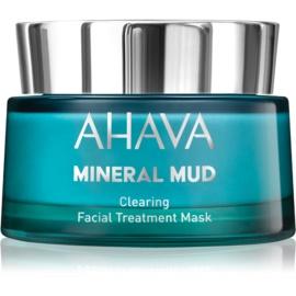 Ahava Mineral Mud čistilna maska iz blata za mastno in problematično kožo  50 ml