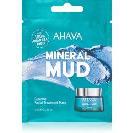 Ahava Mineral Mud čistilna maska iz blata za mastno in problematično kožo  6 ml