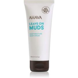 Ahava Dead Sea Mud globinsko vlažilna krema za telo  100 ml