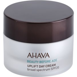 Ahava Beauty Before Age Liftingcrem für klare und glatte Haut SPF 20  50 ml