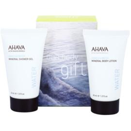 Ahava Duo Body Gift kozmetická sada II.