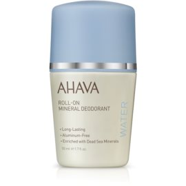 Ahava Dead Sea Water minerálny dezodorant roll-on  50 ml