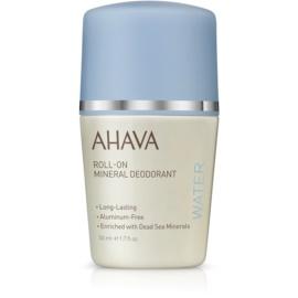 Ahava Dead Sea Water Mineral-Deodorant Roll-On  50 ml
