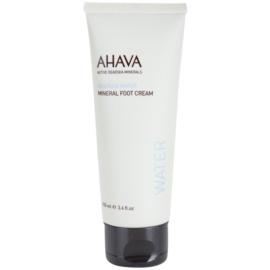 Ahava Dead Sea Water Mineral-Creme für Füssen  100 ml