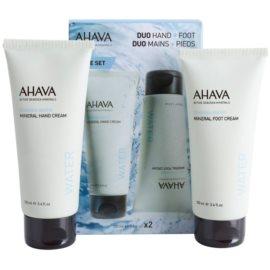 Ahava Dead Sea Water kosmetická sada II.