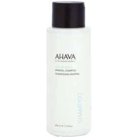 Ahava Dead Sea Water minerální šampon  400 ml
