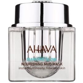 Ahava Diamont Glow vyživující maska s bahnem z Mrtvého moře a čistým diamantovým prachem  50 ml